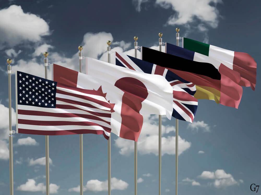 G7 a 1 ou muito blá-blá-blá? Há saída para a guerra comercial?