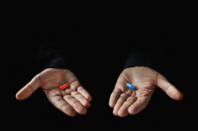 Pílula azul ou vermelha?