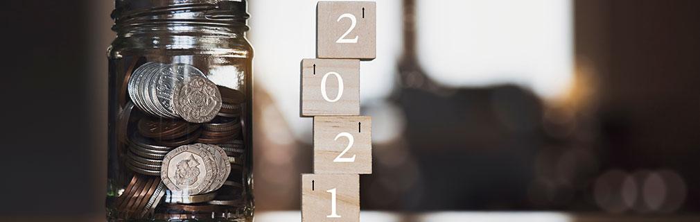 4 dicas para construir uma vida financeira estável em 2021 - e um presente para te ajudar nesta jornada