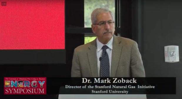 Dr. Mark Zoback